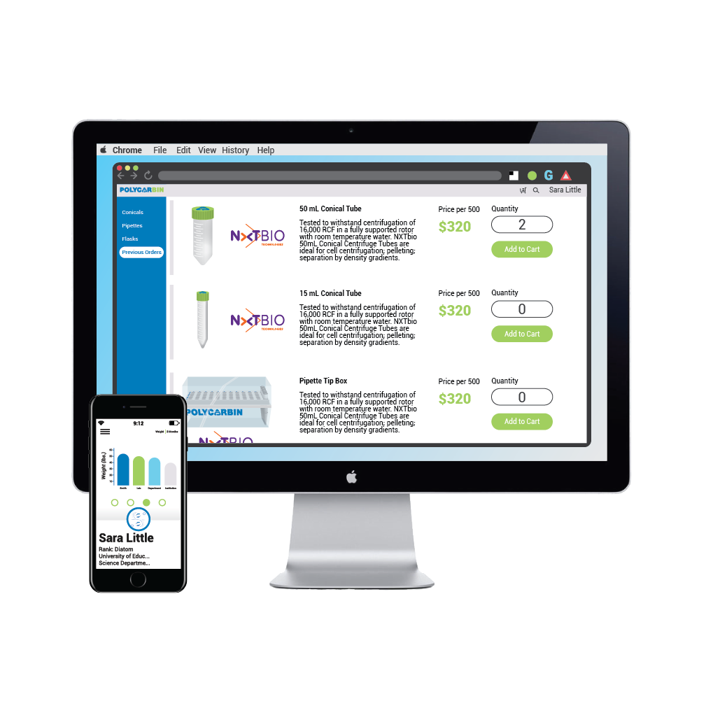 Polycarbin Software Preview